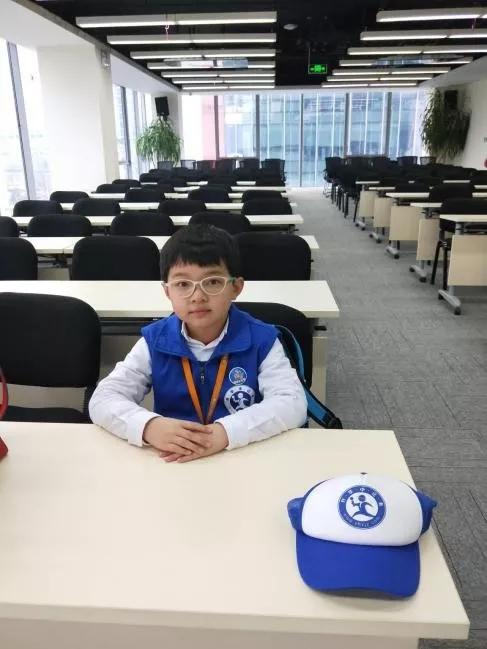 新华小记者 朱梓曰