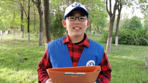 新华小记者 吕佩轩
